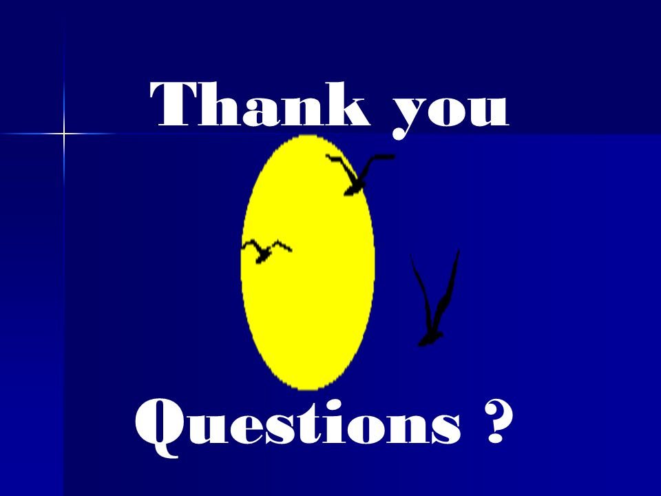 Thank you Questions 25
