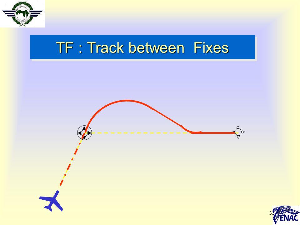 TF : Track between Fixes