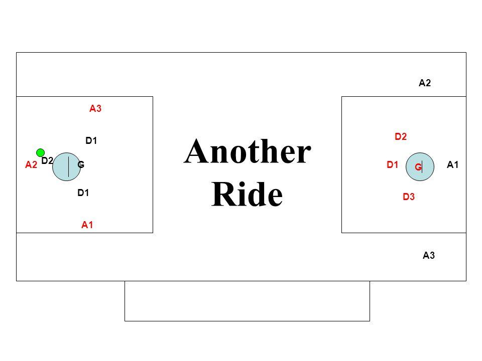 Another Ride A2 A3 D2 D1 D2 A2 G D1 G A1 D1 D3 A1 A3