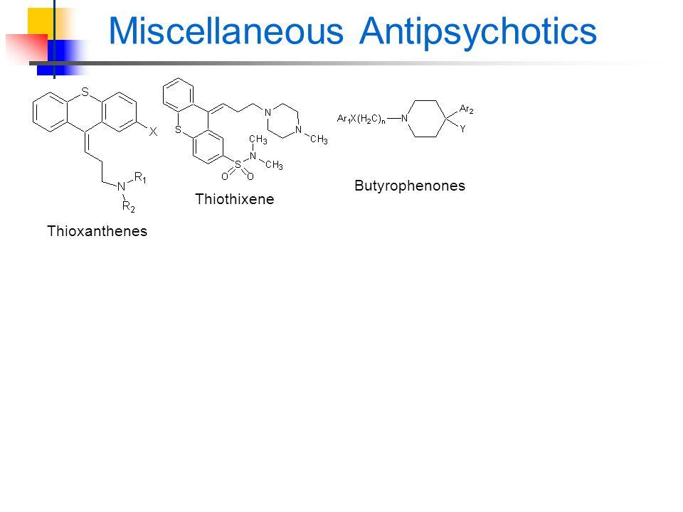 Miscellaneous Antipsychotics