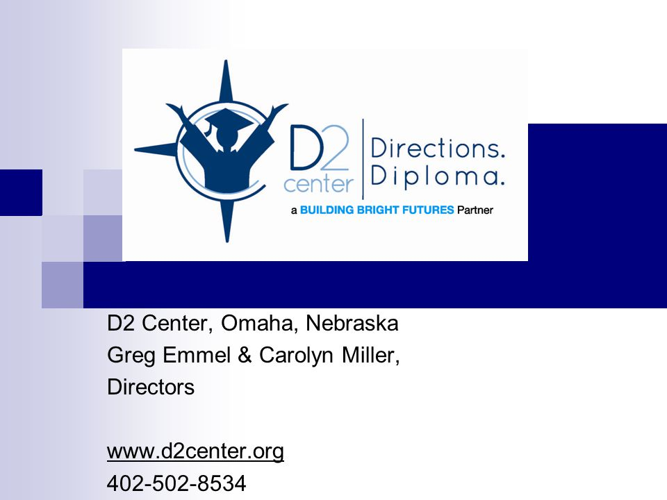 D2 Center, Omaha, Nebraska