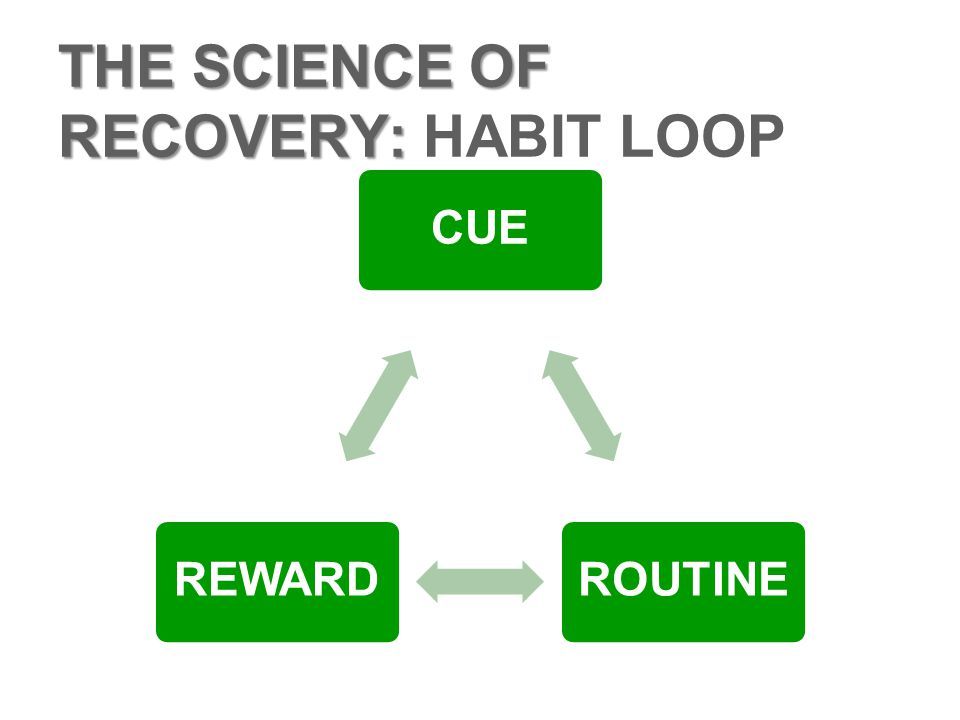 THE SCIENCE OF RECOVERY: HABIT LOOP
