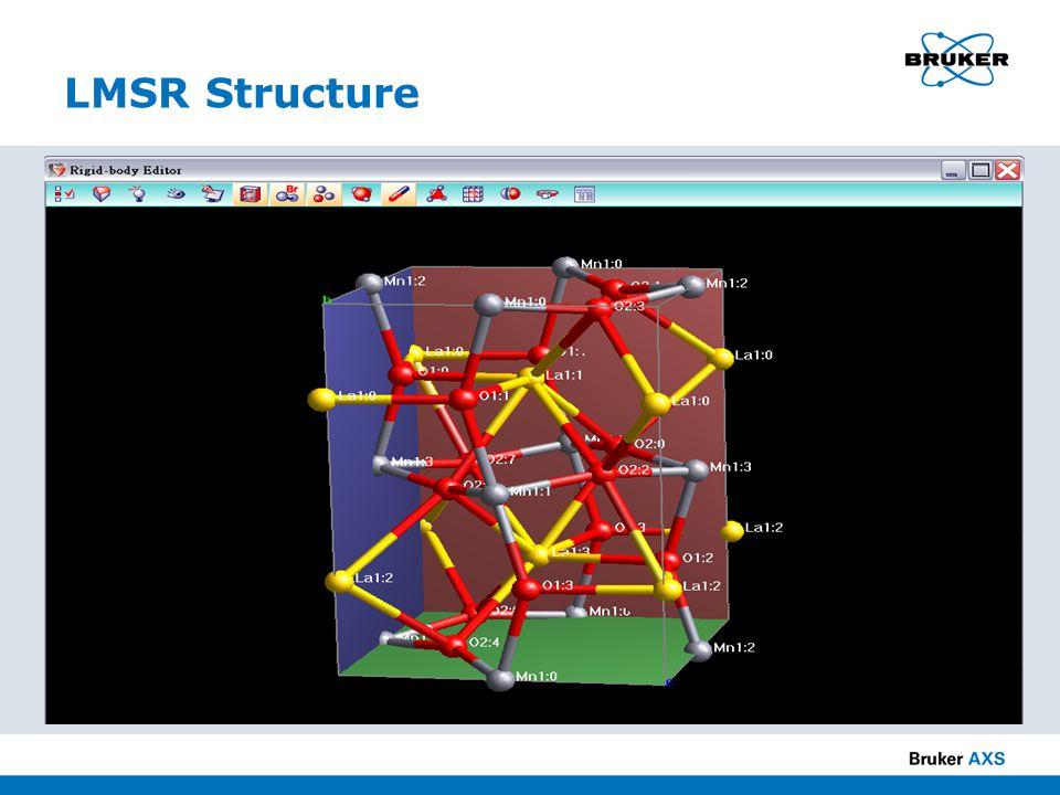 LMSR Structure