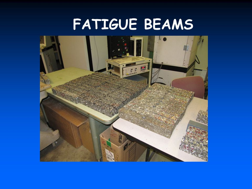 FATIGUE BEAMS