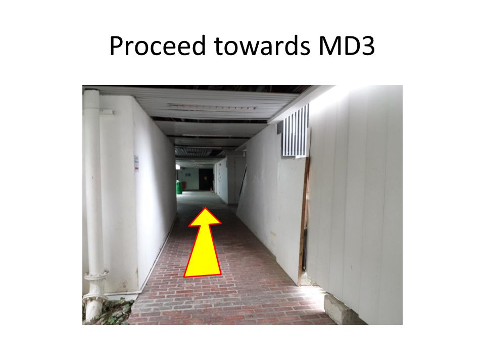 Proceed towards MD3