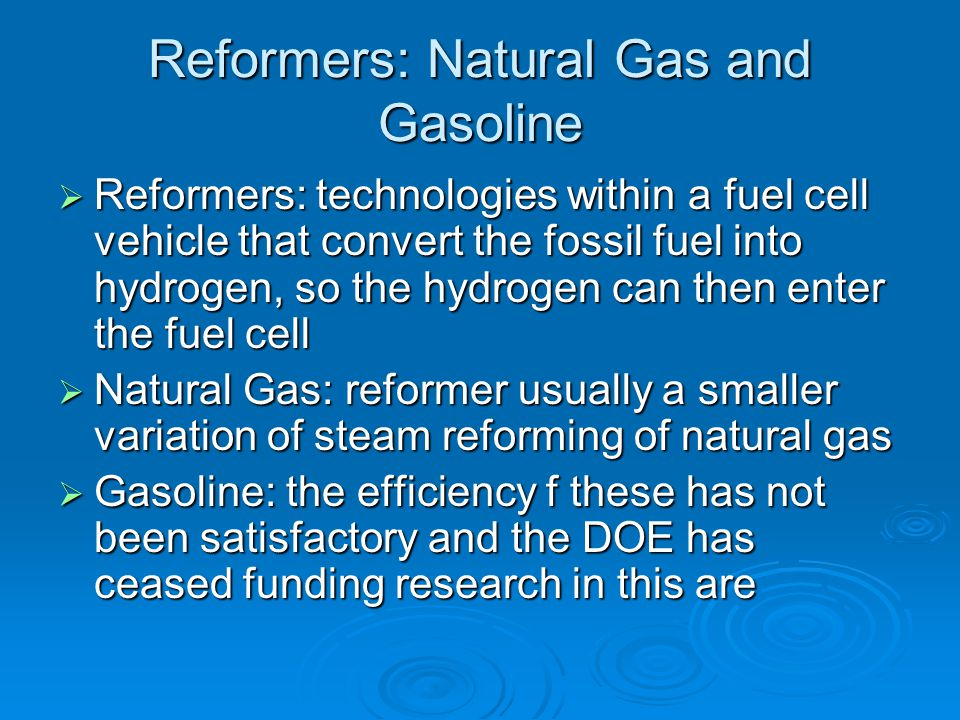 Natural Gas Hydrogen Reformers 5