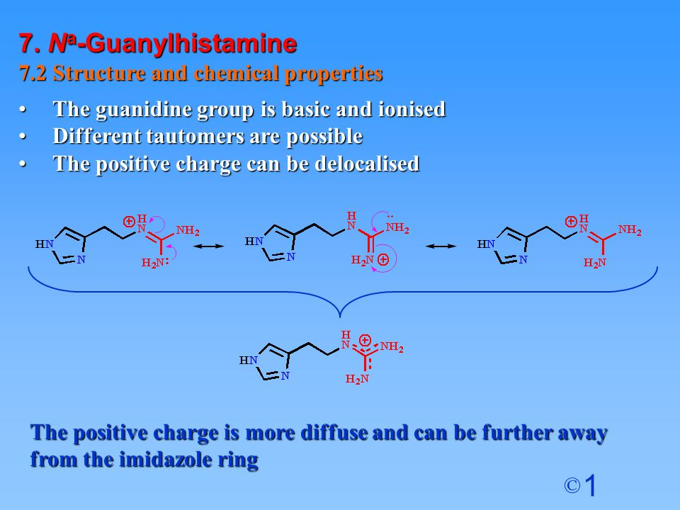 7. Na-Guanylhistamine 7.2 Structure and chemical properties