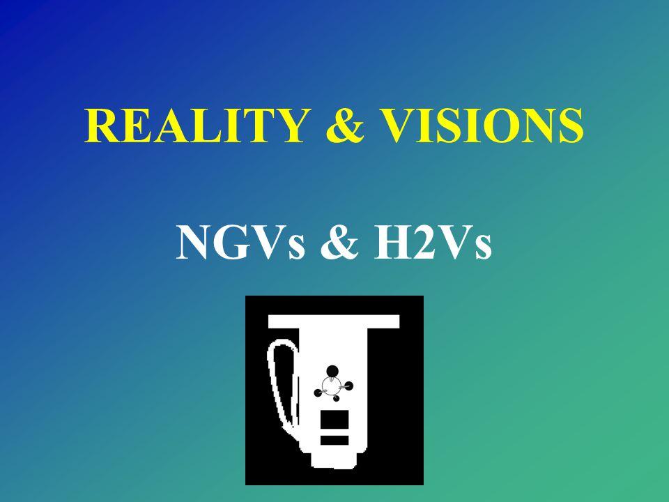REALITY & VISIONS NGVs & H2Vs