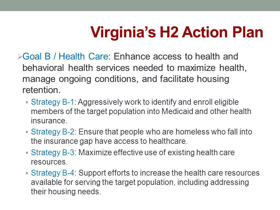 Virginia's H2 Action Plan