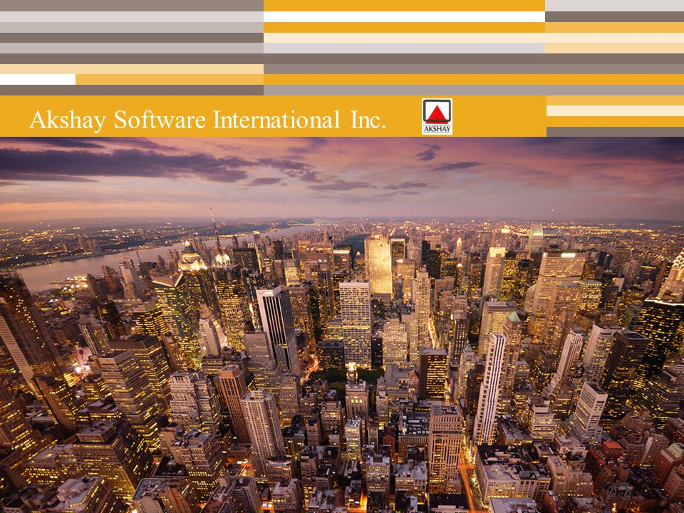 Akshay Software International Inc.