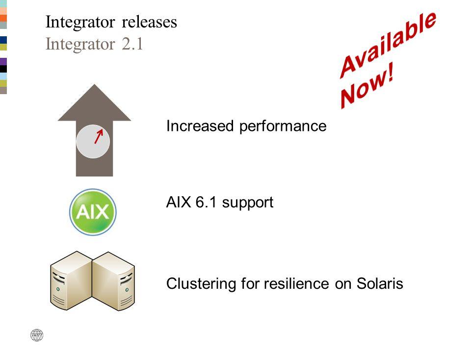 Integrator releases Integrator 2.1