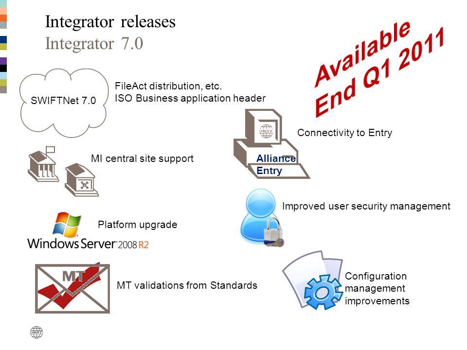 Integrator releases Integrator 7.0