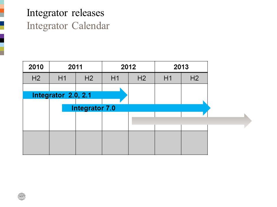 Integrator releases Integrator Calendar