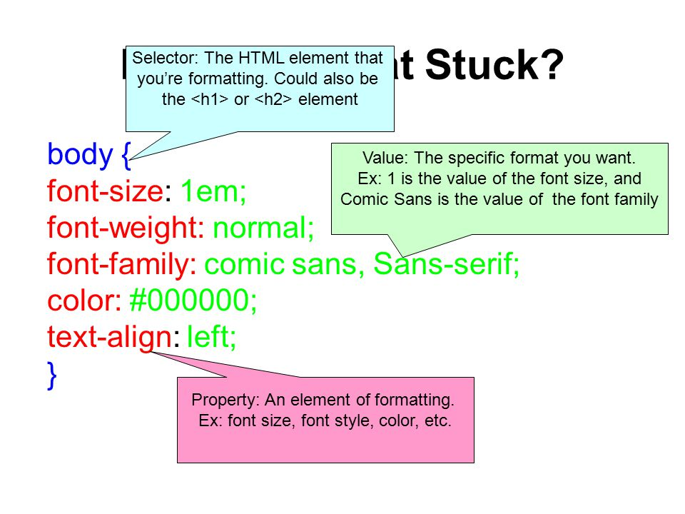 REVIEW: What Stuck body { font-size: 1em; font-weight: normal;