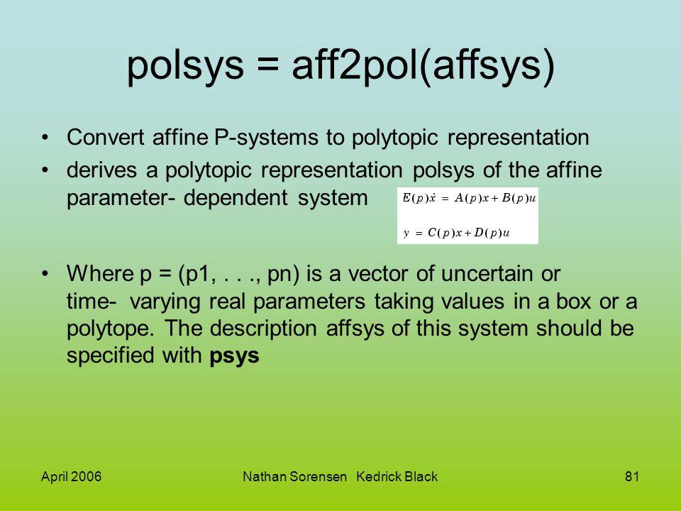 polsys = aff2pol(affsys)