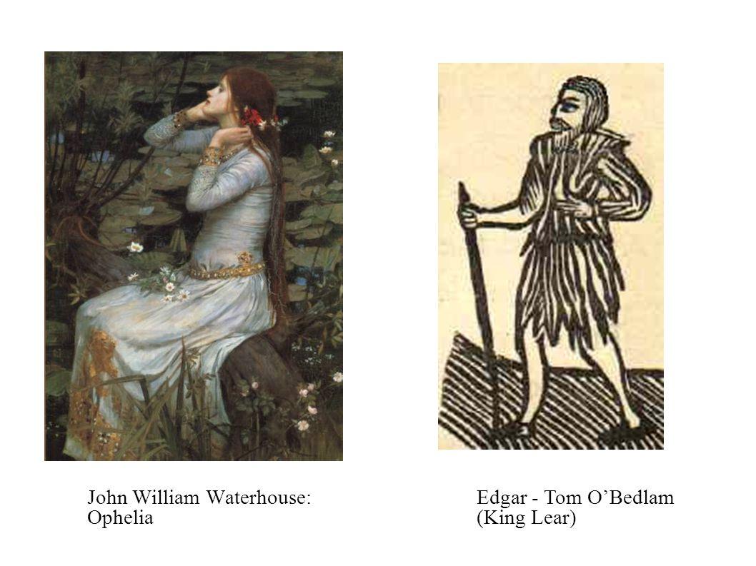 John William Waterhouse: Ophelia