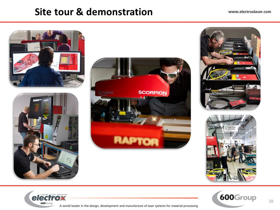 Site tour & demonstration