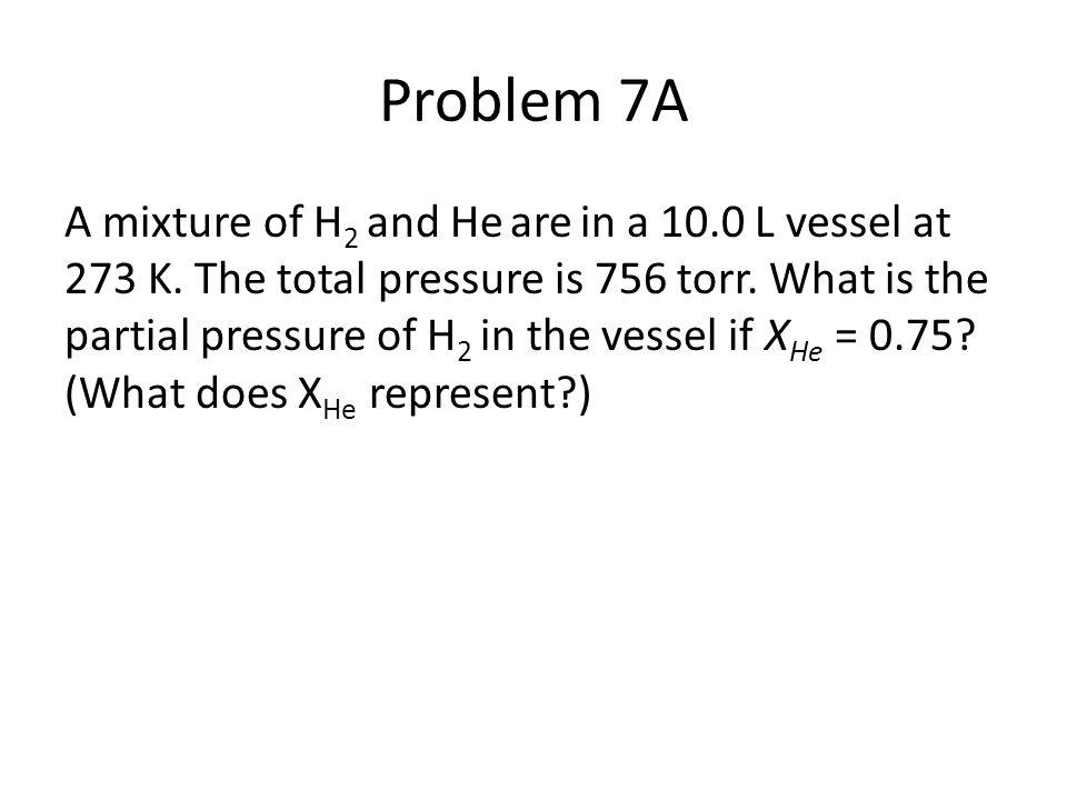 Problem 7A