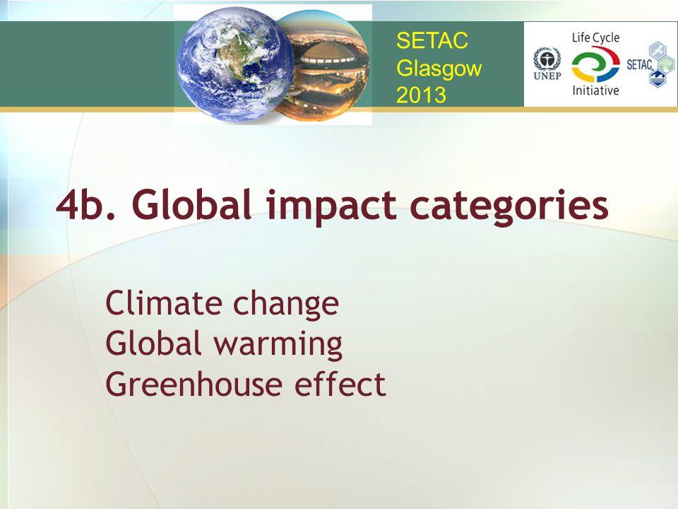 4b. Global impact categories