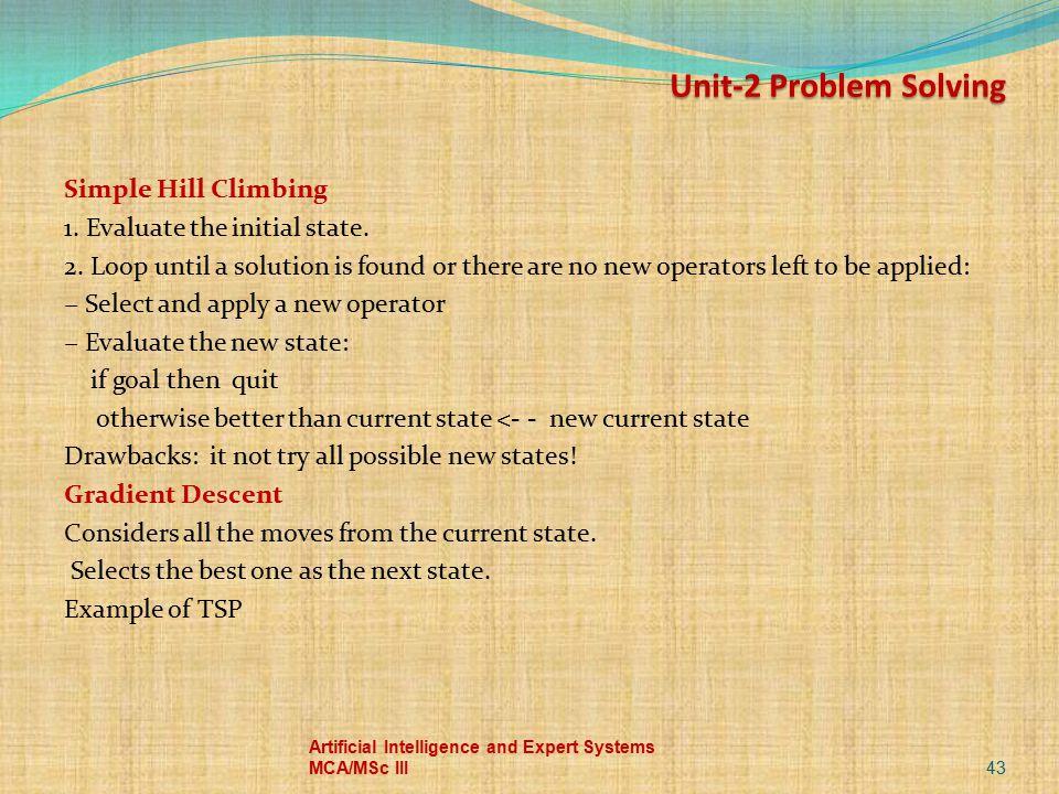 Unit-2 Problem Solving