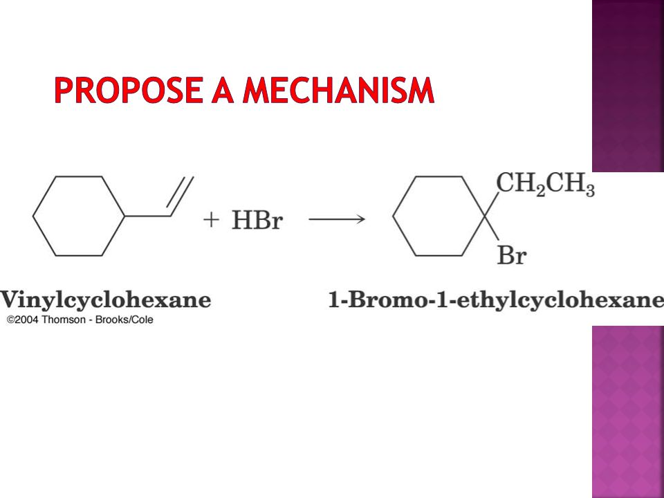 Propose a Mechanism