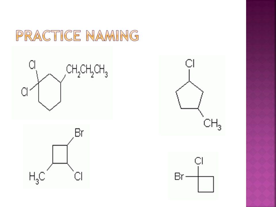 Practice Naming