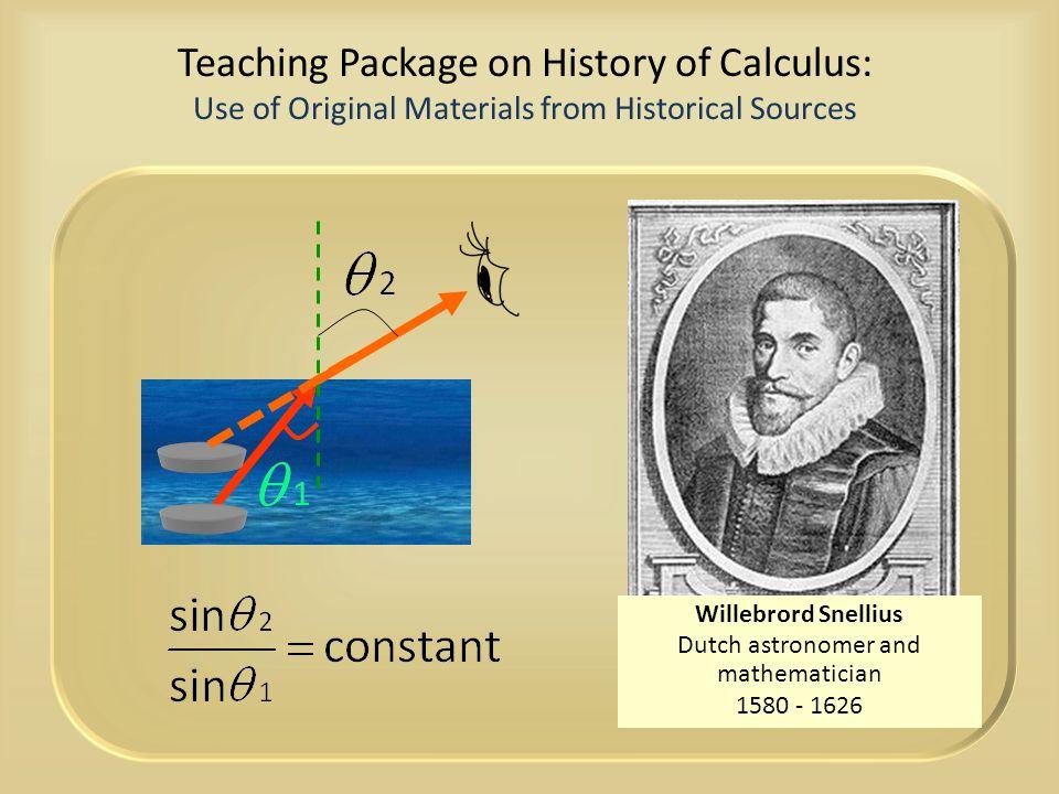 Dutch astronomer and mathematician