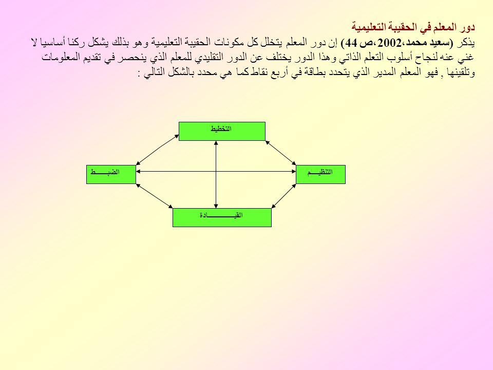 القيـــــــــــــــــادة
