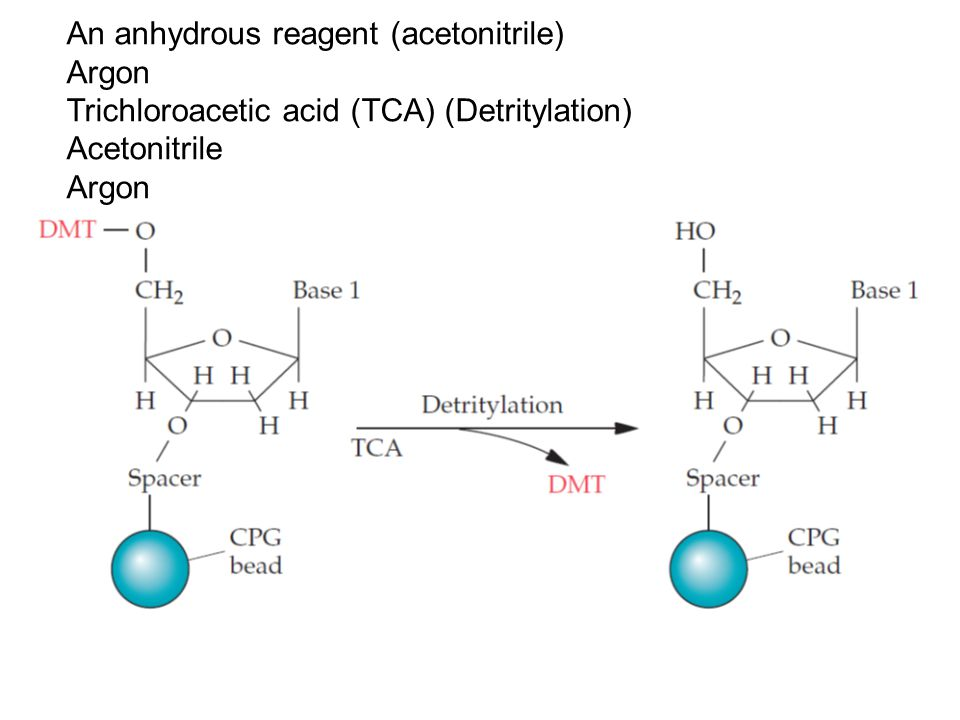 An anhydrous reagent (acetonitrile)