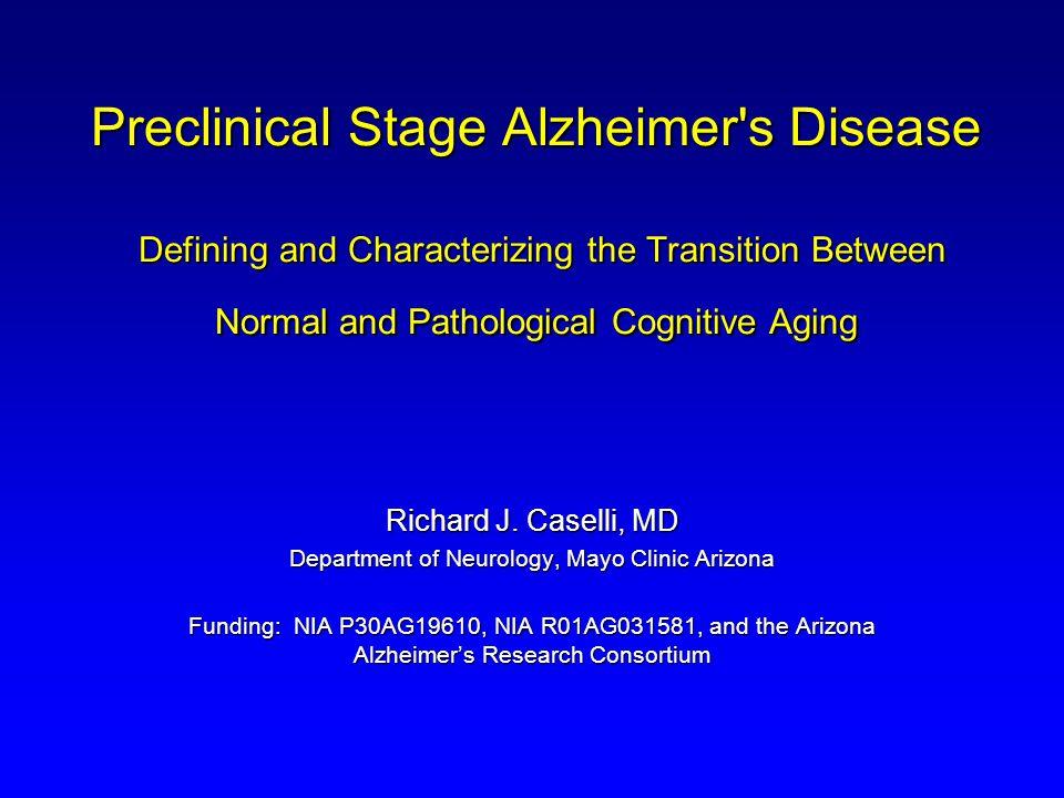 Department of Neurology, Mayo Clinic Arizona