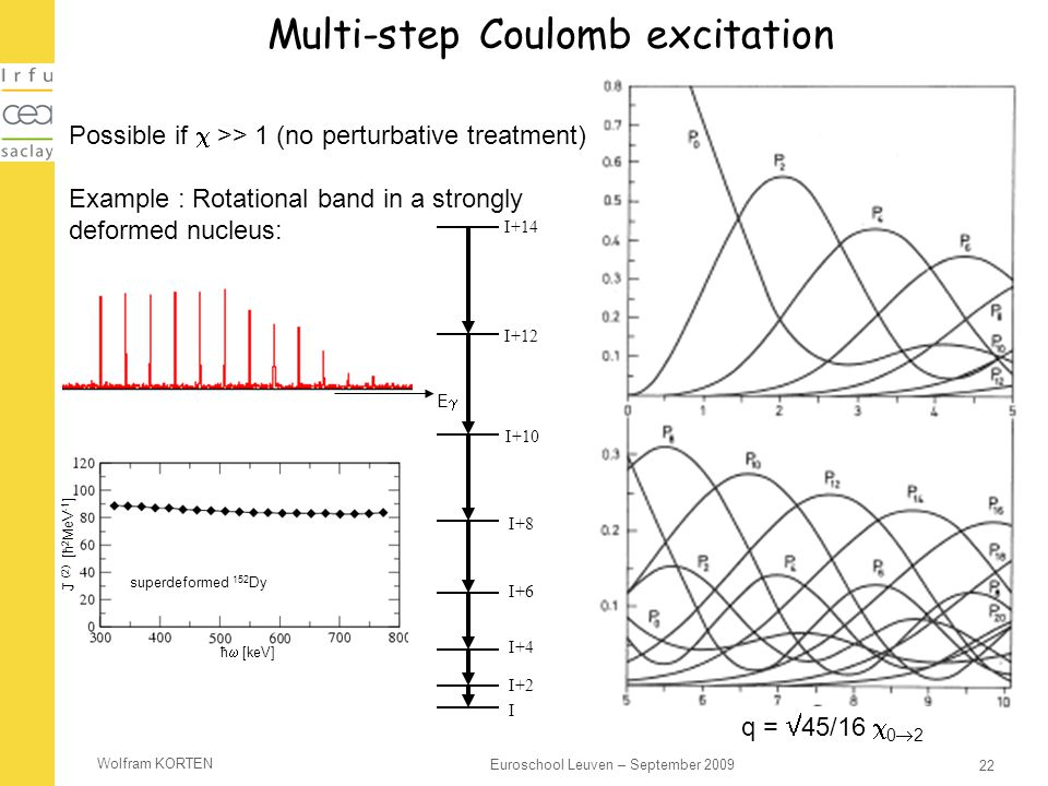 Multi-step Coulomb excitation