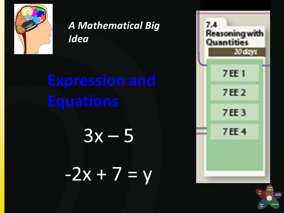 Expression and Equations