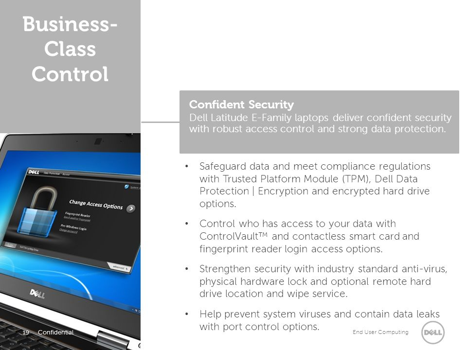 Dell™ Latitude™ E4 Technical Guidebook - ppt download