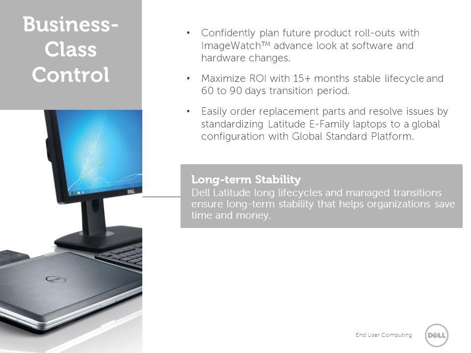 Business-Class Control