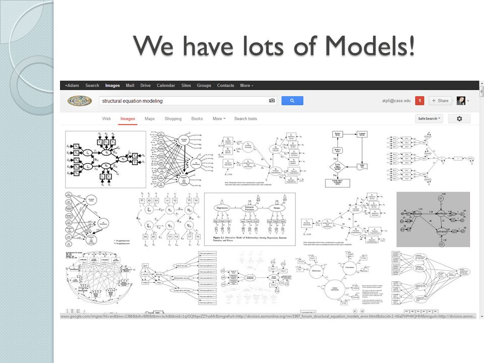 We have lots of Models!