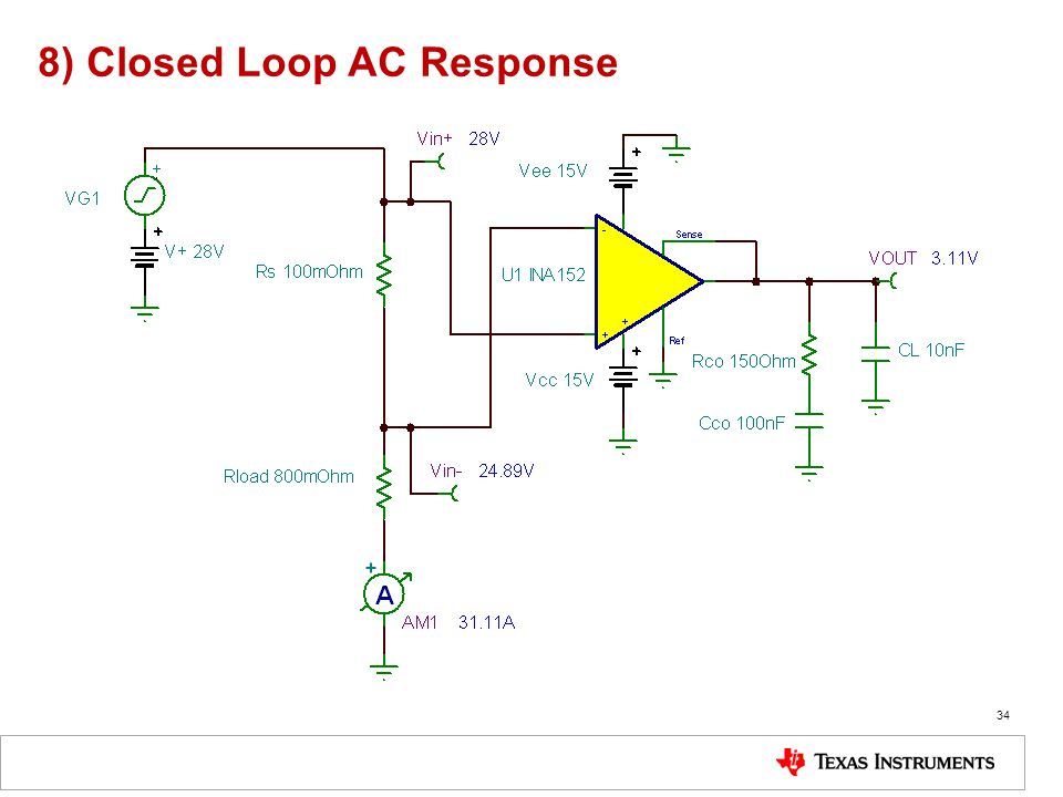 8) Closed Loop AC Response