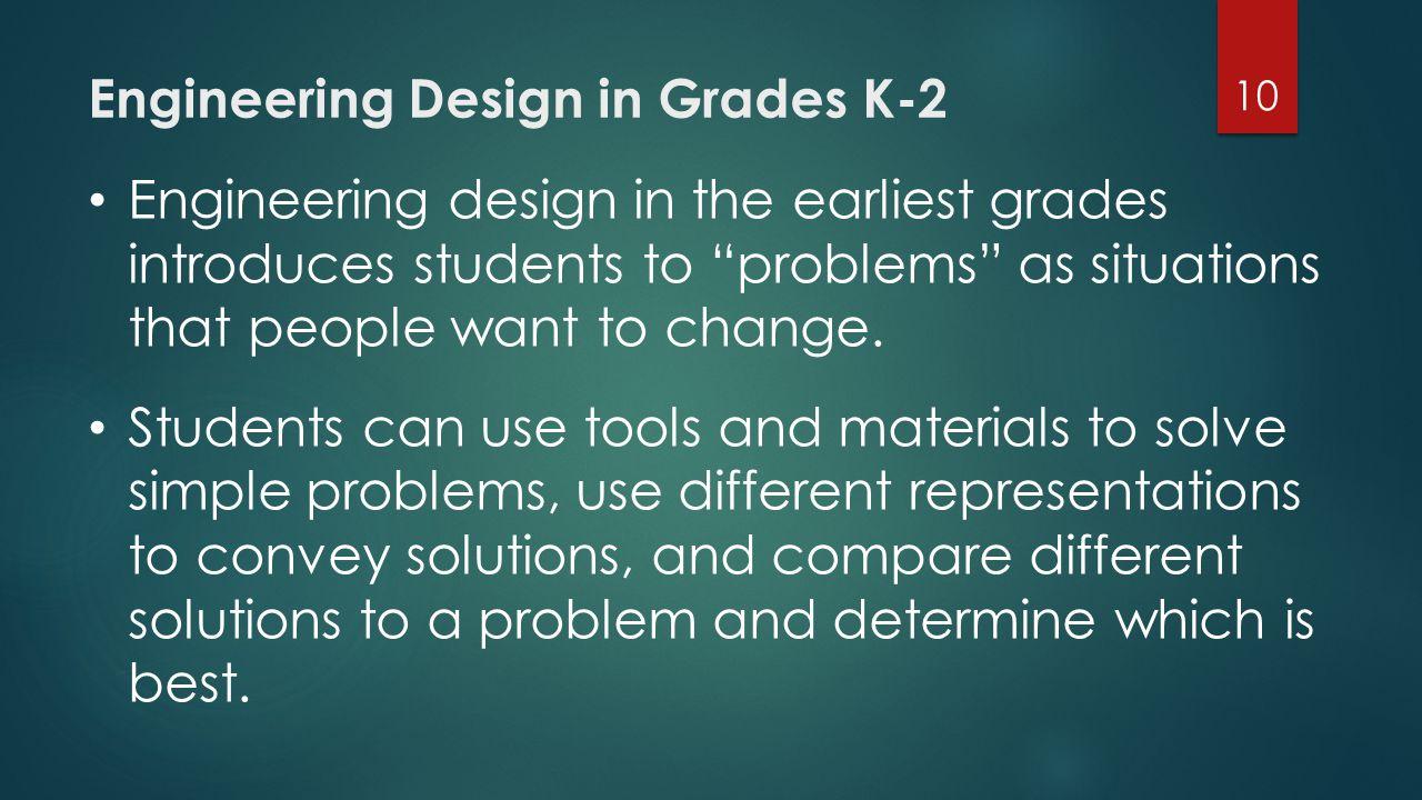 Engineering Design in Grades K-2
