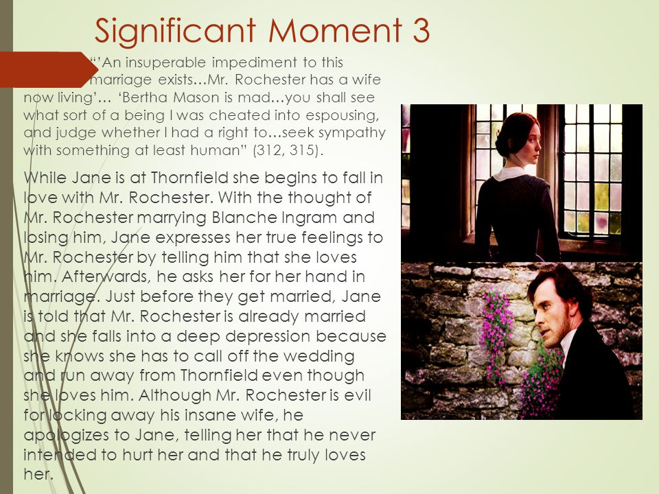 Significant Moment 3