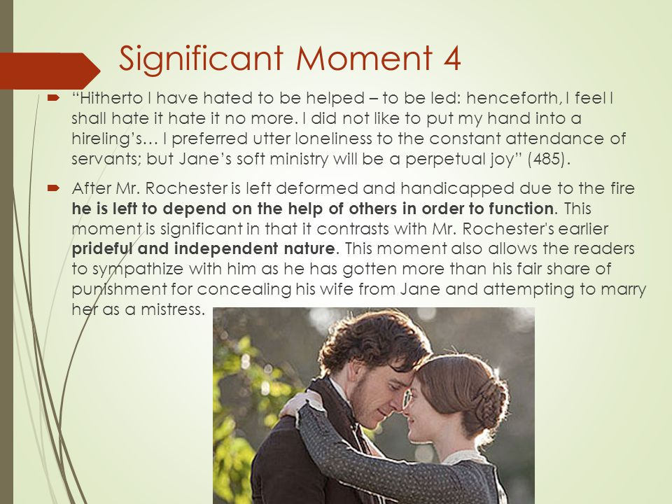 Significant Moment 4