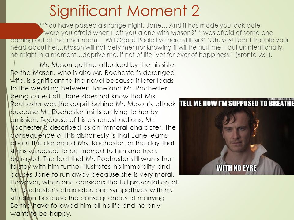 Significant Moment 2