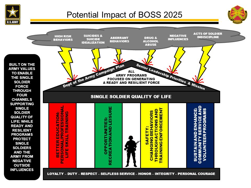 Potential Impact of BOSS 2025