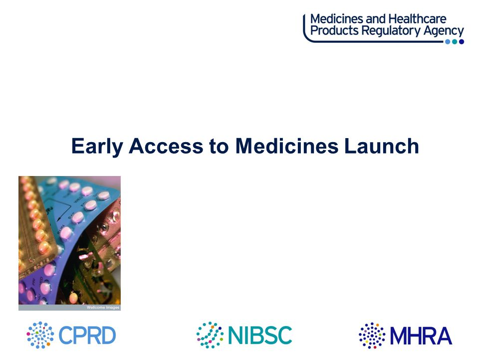 Early Access to Medicines Launch