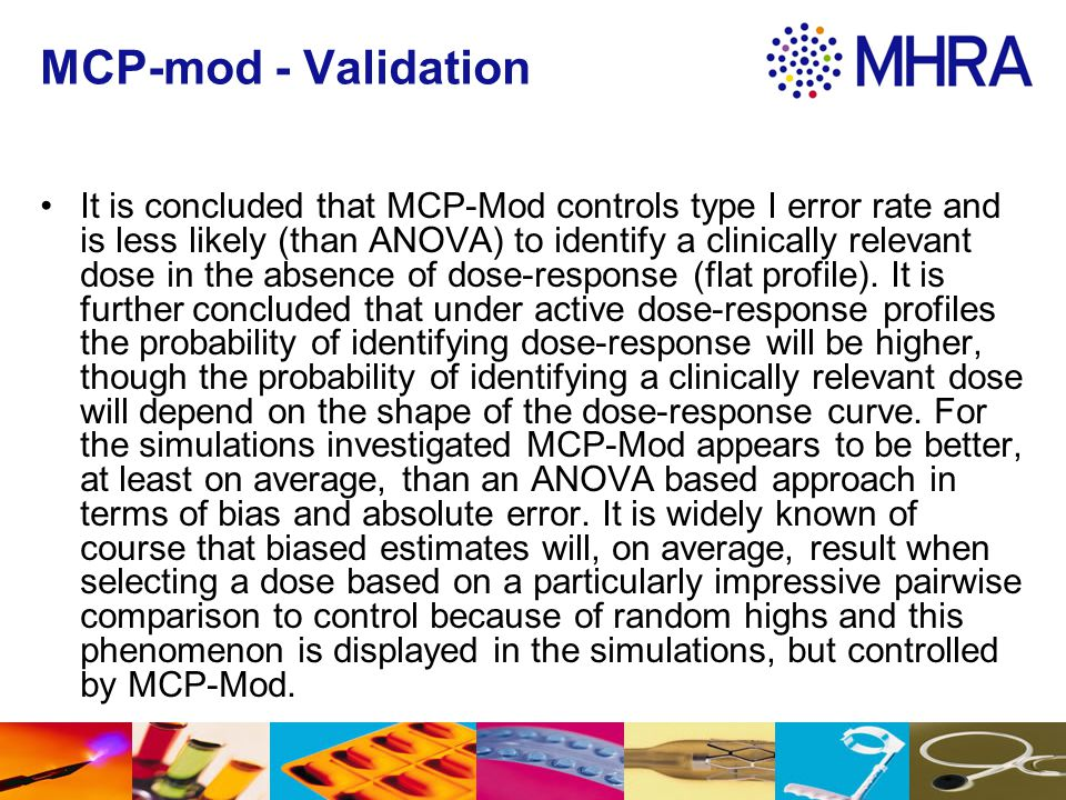 MCP-mod - Validation