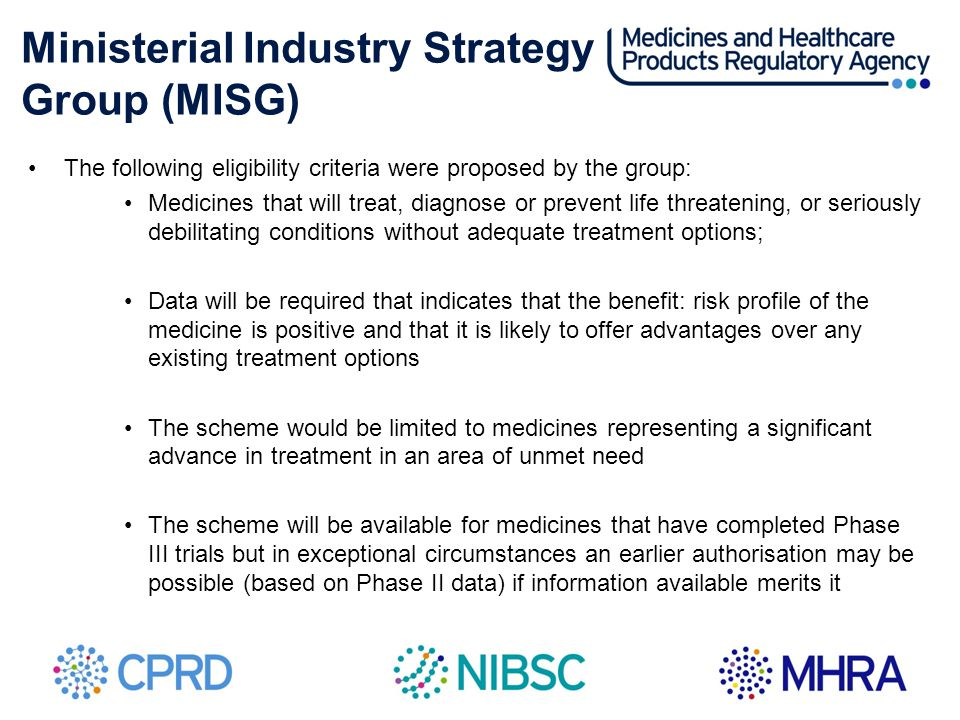Ministerial Industry Strategy Group (MISG)