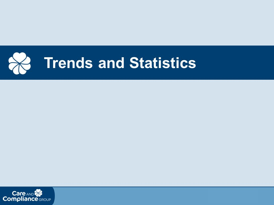 Trends and Statistics