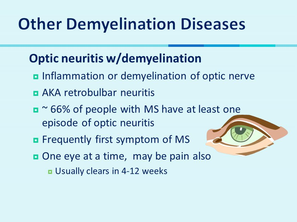Other Demyelination Diseases