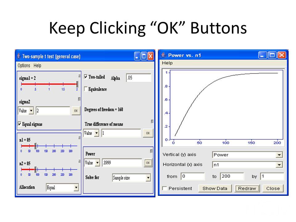 Keep Clicking OK Buttons