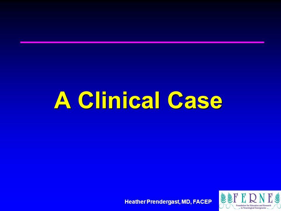 A Clinical Case An actual clinical case