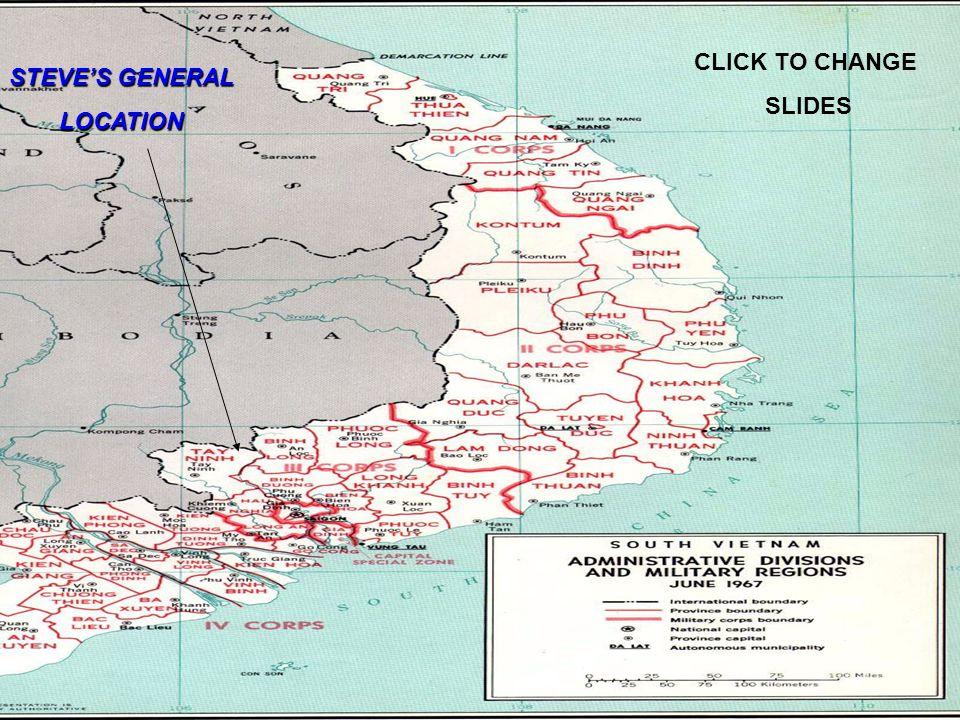 SLIDES STEVE'S GENERAL LOCATION SLIDES