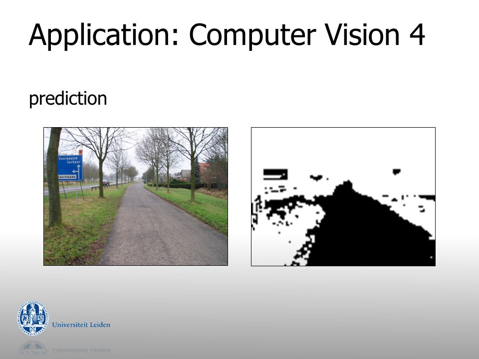 Application: Computer Vision 4